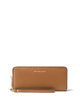 Image 1 of 3: Mercer Leather Continental Wristlet