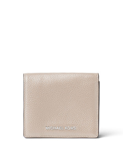 MICHAEL Michael Kors Mercer Leather Card Case