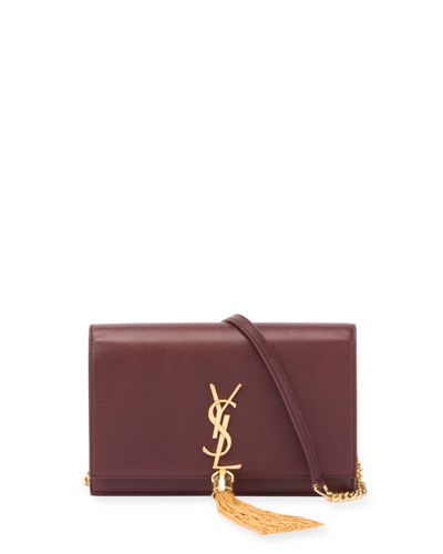 Kate Monogram Tassel Wallet on Chain