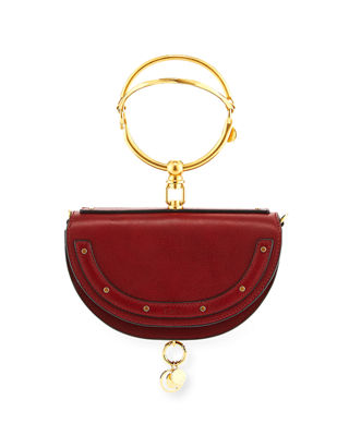 Nile Small Bracelet Minaudiere Bag