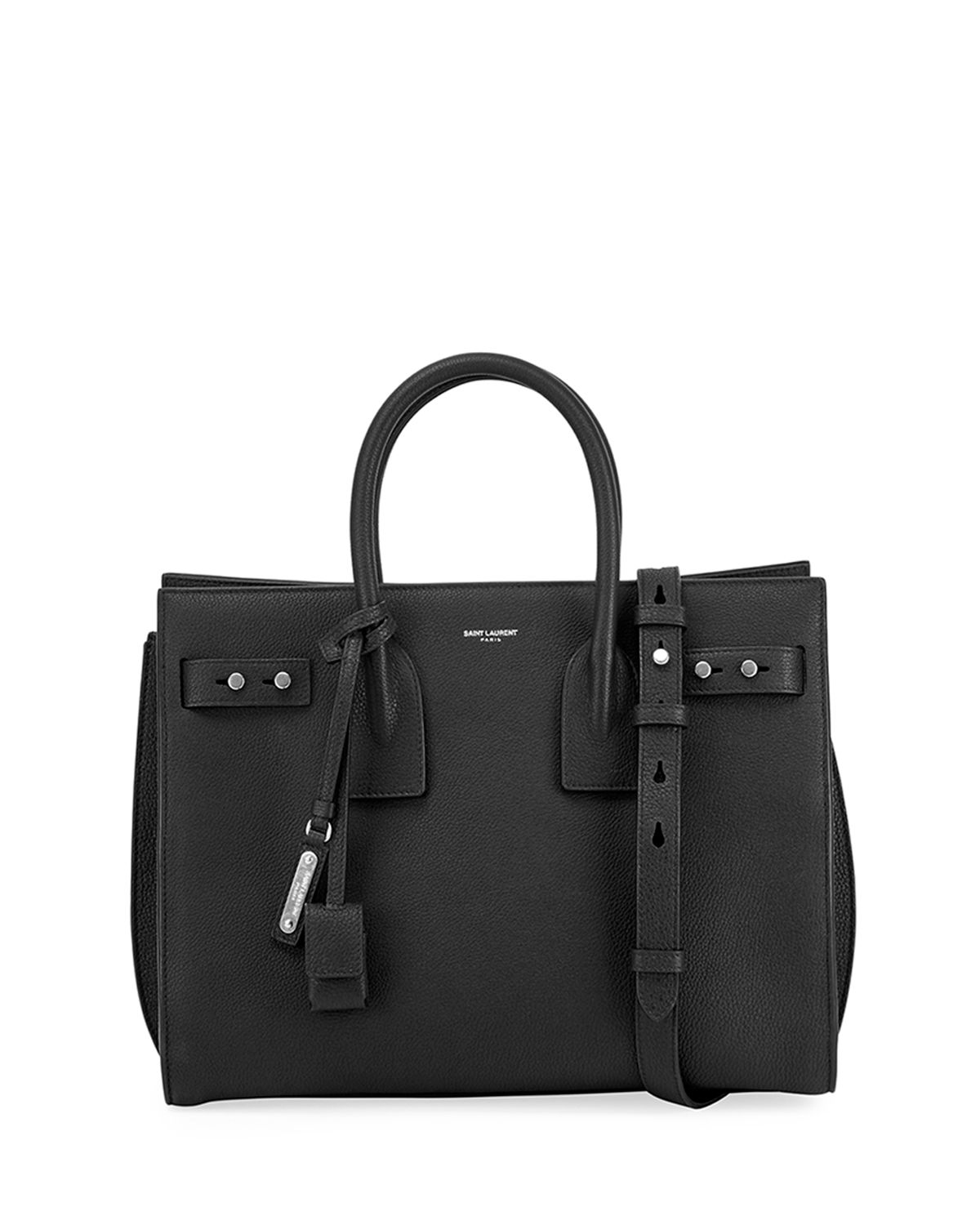 ce959017ac5f Saint Laurent Sac de Jour Small Supple Leather Bag