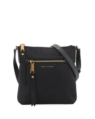 Marc Jacobs Trooper North-South Nylon Crossbody Bag