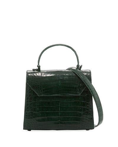 Medium Crocodile Lady Bag