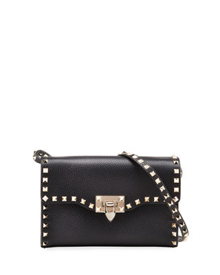 Valentino Rockstud Medium Shoulder Bag s3YYLK