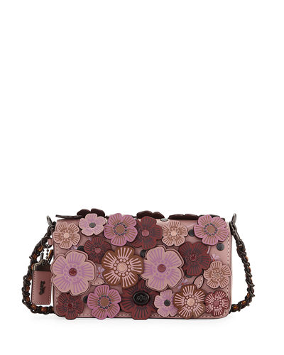 Coach 1941 Dinky Tea Rose Crossbody Bag