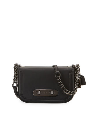 Swagger 20 Leather Shoulder Bag
