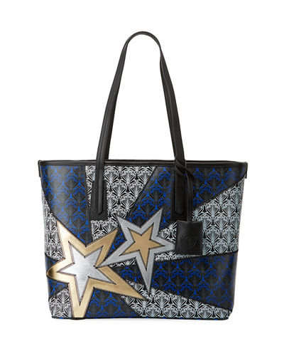 Liberty London Little Marlborough Stars Tote Bag