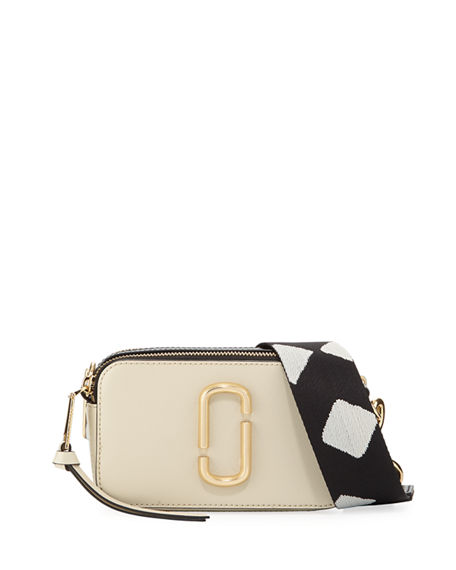 The Marc Jacobs Snapshot Colorblock Camera Bag