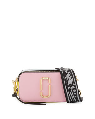 295d1dd72d06 Marc Jacobs Snapshot Colorblock Camera Bag