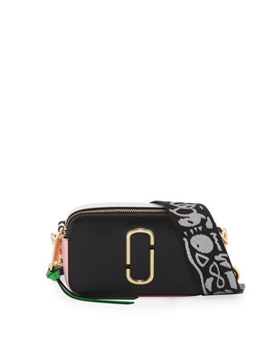c03ec0c5e52c Marc Jacobs Snapshot Colorblock Camera Bag