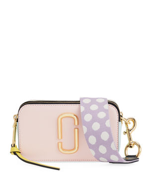 504ffa400c5e Marc Jacobs Snapshot Colorblock Camera Bag