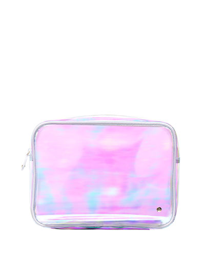Miami Jumbo Zip Cosmetic Bag