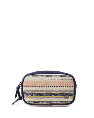 Kooba St. Tropez Double-Zip Travel Case