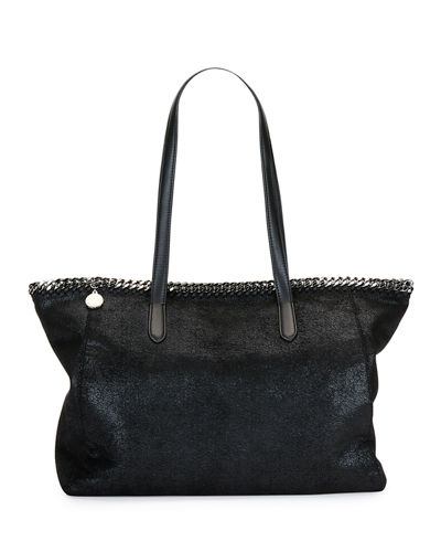 Falabella Shaggy Deer East-West Small Tote Bag