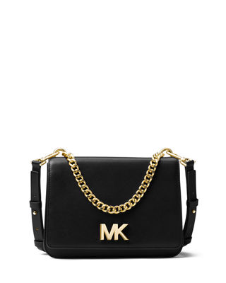 MICHAEL Michael Kors Mott Large Chain Swag Shoulder