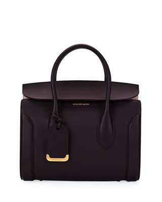 Heroine 30 Small Sweet Calf Leather Tote Bag