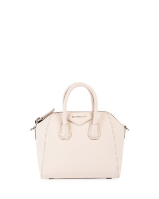 Givenchy Antigona Mini Leather Satchel Bag