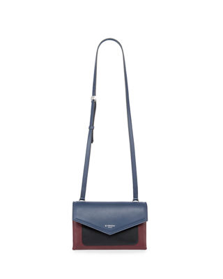Image 1 of 2: Duetto Colorblock Crossbody Bag