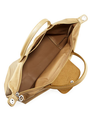 Image 2 of 4: Le Pliage Neo Medium Handbag with Strap