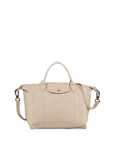 Quick Look. Longchamp · Le Pliage Cuir Medium Handbag ... a3ea7d42a6