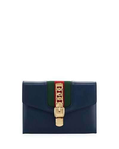 Sylvie Small Wristlet Clutch Bag