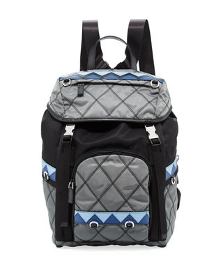 Tessuto Imputurato Backpack