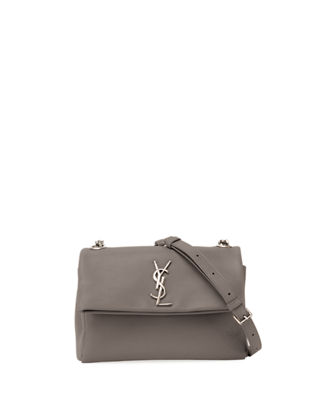 West Hollywood Monogram Shoulder Bag, 7.1""