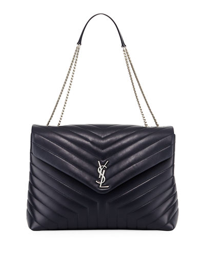 Loulou Monogram Large Chain Bag
