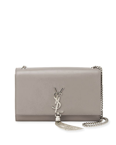 Kate Monogram Medium Chain Tassel Shoulder Bag