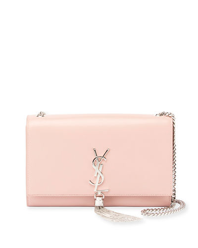 Kate Monogram YSL Medium Chain Tassel Shoulder Bag