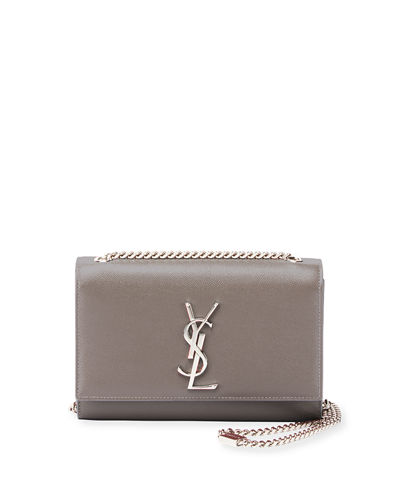 Kate Monogram Medium Grain Leather Small Shoulder Bag