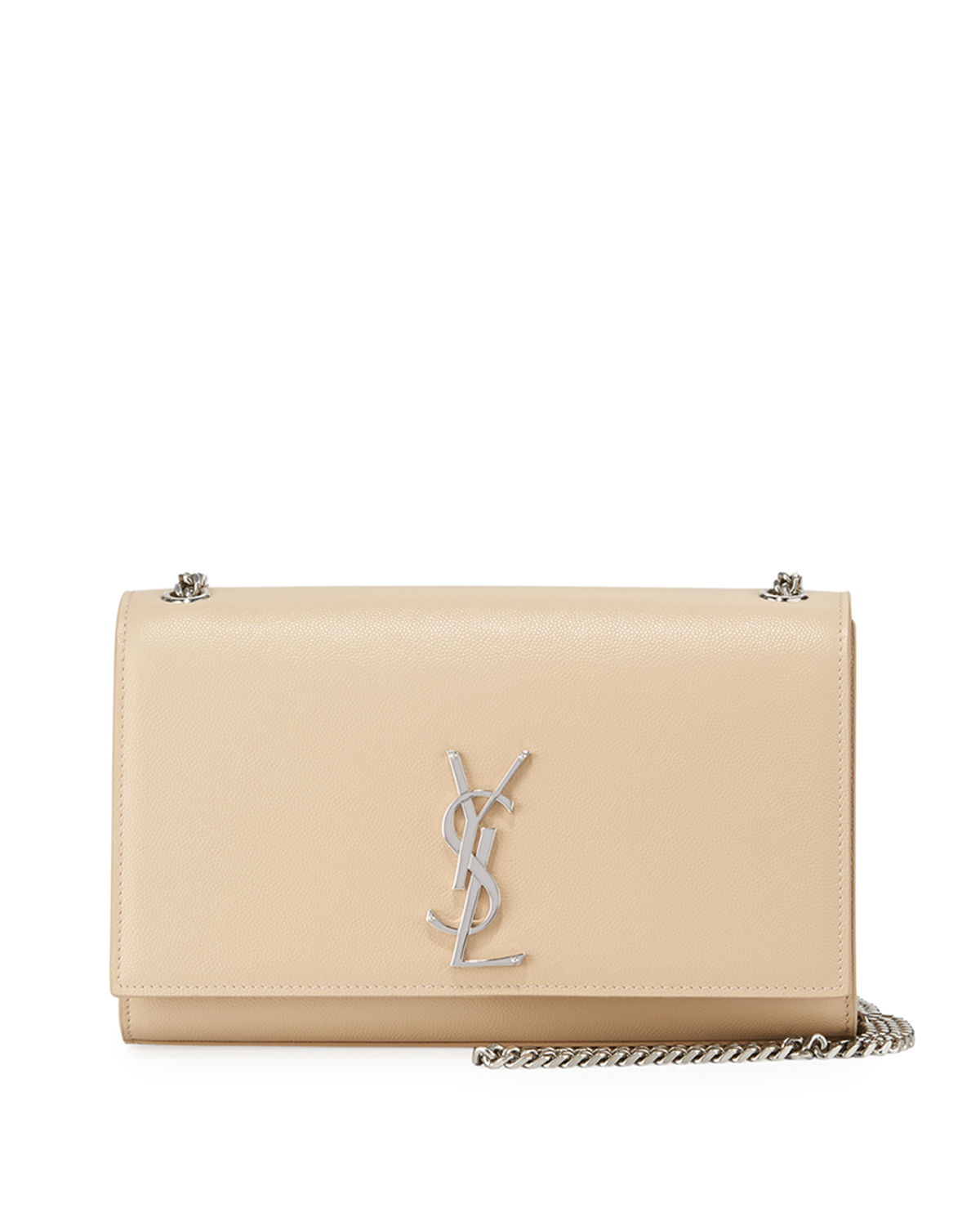 0d12ad6e30 Saint Laurent Kate Monogram YSL Medium Wallet on Chain
