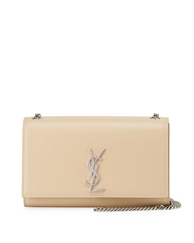 Saint Laurent Kate Monogram Medium Wall on a