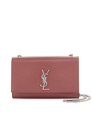 Kate Monogram Grain Leather Medium Shoulder Bag