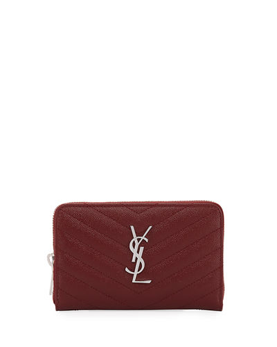 Kate Monogram YSL Medium Wallet