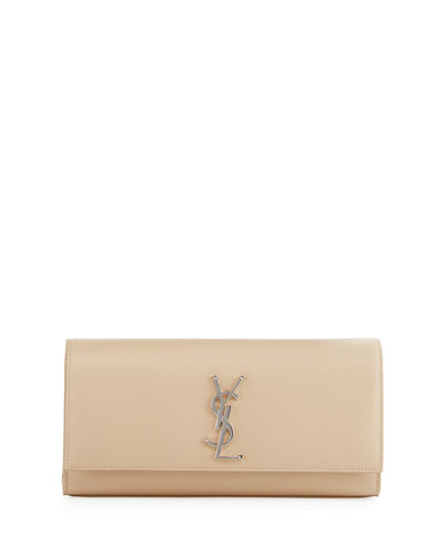 Kate Monogram Grain de Poudre Clutch Bag