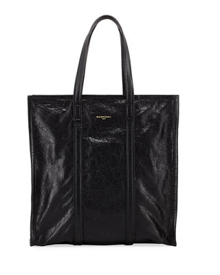 Balenciaga Bazar Shopper Medium Leather Tote Bag