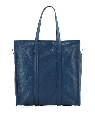 Bazar Shopper Medium Leather Tote Bag