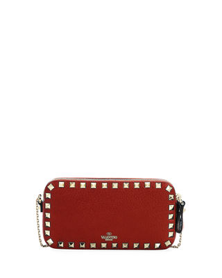 Image 1 of 4: Rockstud Small Chain Shoulder Bag
