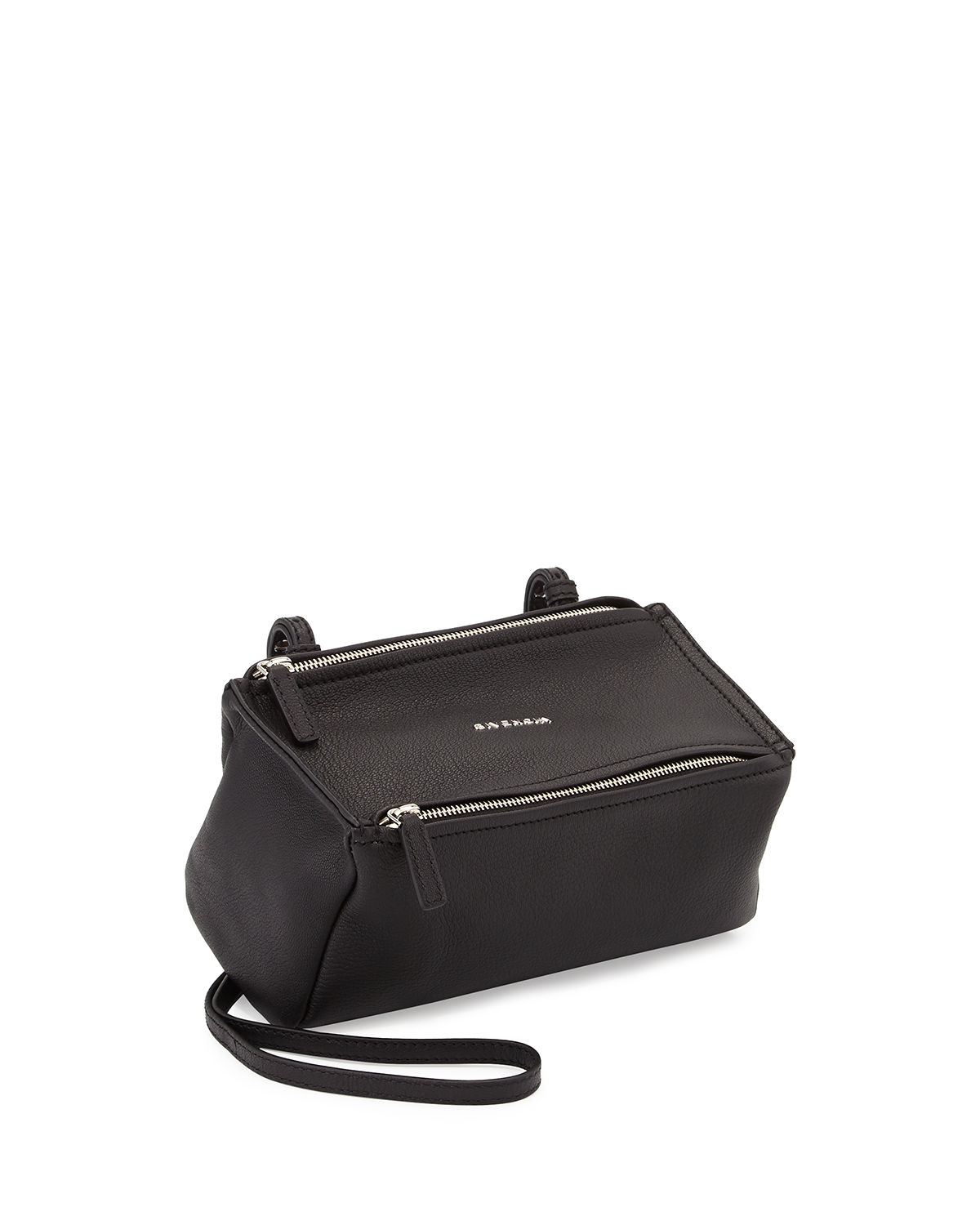 93fbcba7d19 Givenchy Pandora Mini Sugar Crossbody Bag | Neiman Marcus