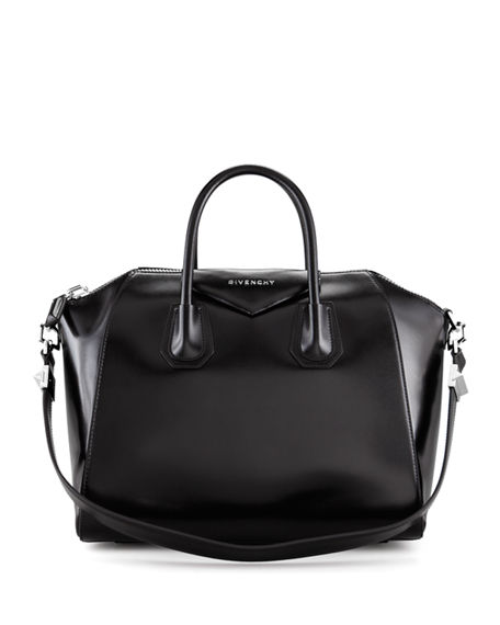 Image 1 of 3: Givenchy Antigona Medium Satchel Bag