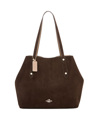Coach Market Large Reversible Tote Bag