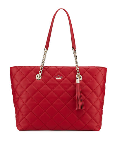 kate spade new york emerson place priya quilted
