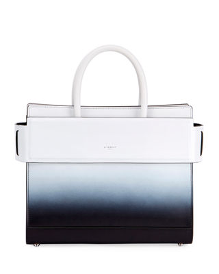 Image 1 of 3: Horizon Small Gradient Spray Satchel Bag