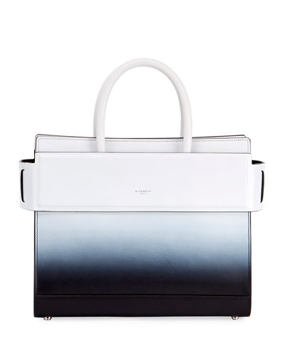 Givenchy Horizon Small Gradient Spray Satchel Bag