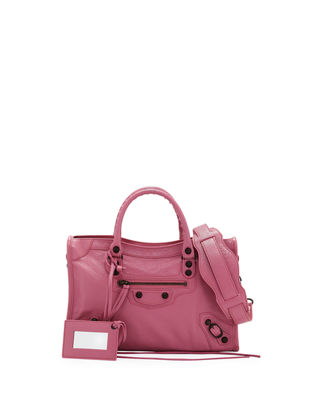 Classic City Small AJ Satchel Bag