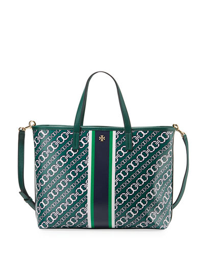 Tory Burch Gemini Link Small Tote Bag