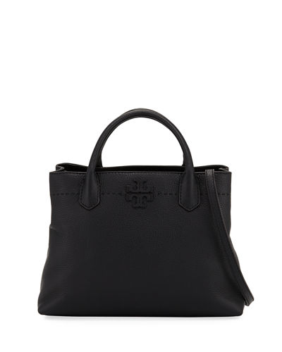 Tory Burch McGraw Multi-Compartment Satchel Bag