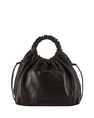 THE ROW Medium Double Circle Shoulder Bag