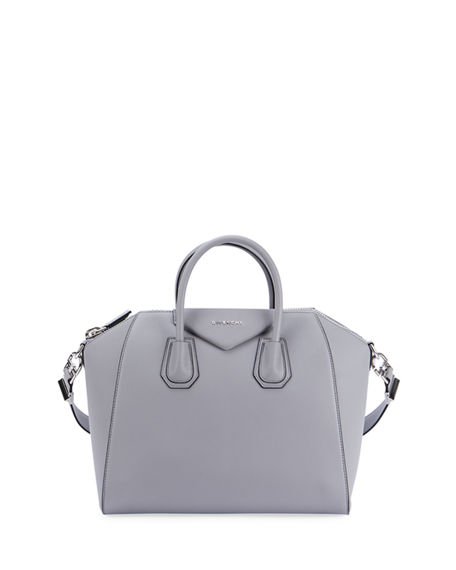 Givenchy Antigona Medium Grained Leather Bag
